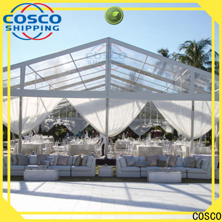 commercial large party tents 3x9m price for camping