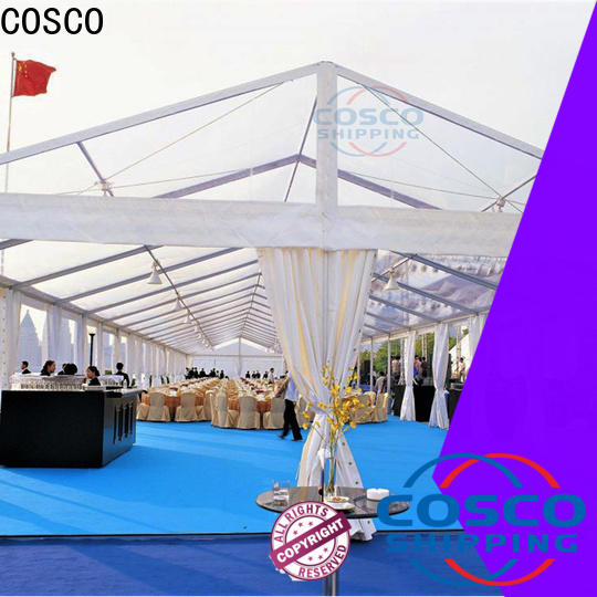 COSCO exquisite party tents for sale cost for holiday