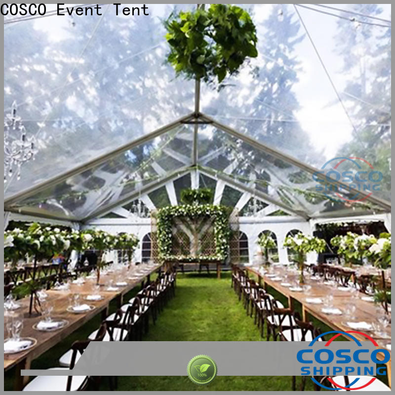 COSCO 40x60m commercial party tents for sale price foradvertising