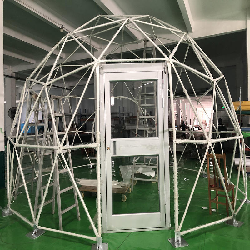 COSCO dome tent is on ready to global customer