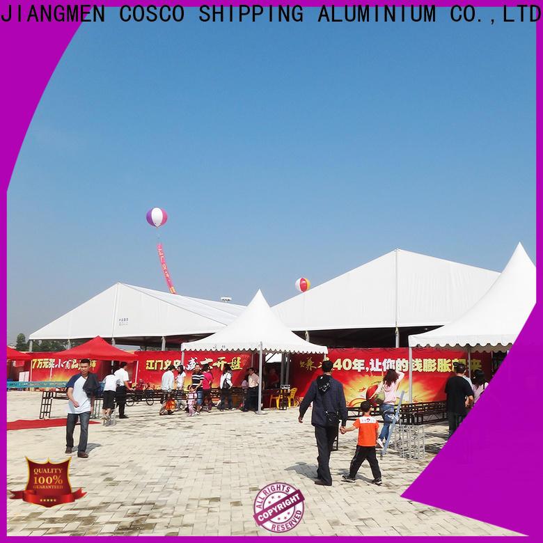 COSCO aluminum 12x12 gazebo effectively