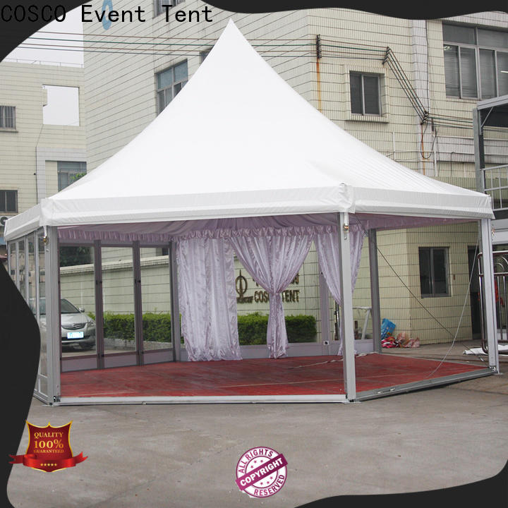 dome white gazebo tent China for engineering