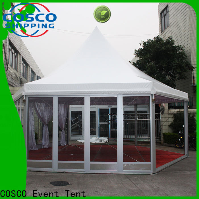 COSCO exhibition gazebo for sale in-green pest control