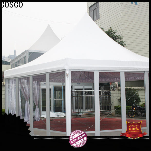 COSCO event pop up gazebo China pest control