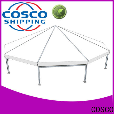 COSCO 6x6m gazebo replacement canopy vendor for engineering