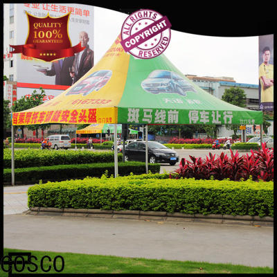 COSCO event gazebo certifications