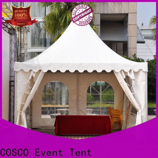 best gazebo with sides party effectively rain-proof