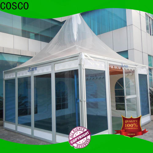 distinguished camping gazebo tent in-green