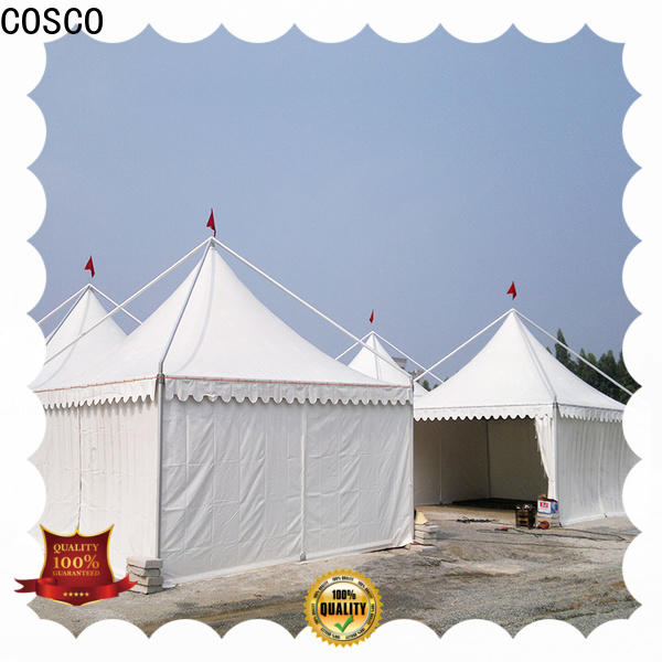 COSCO good-package pop up gazebo supply cold-proof
