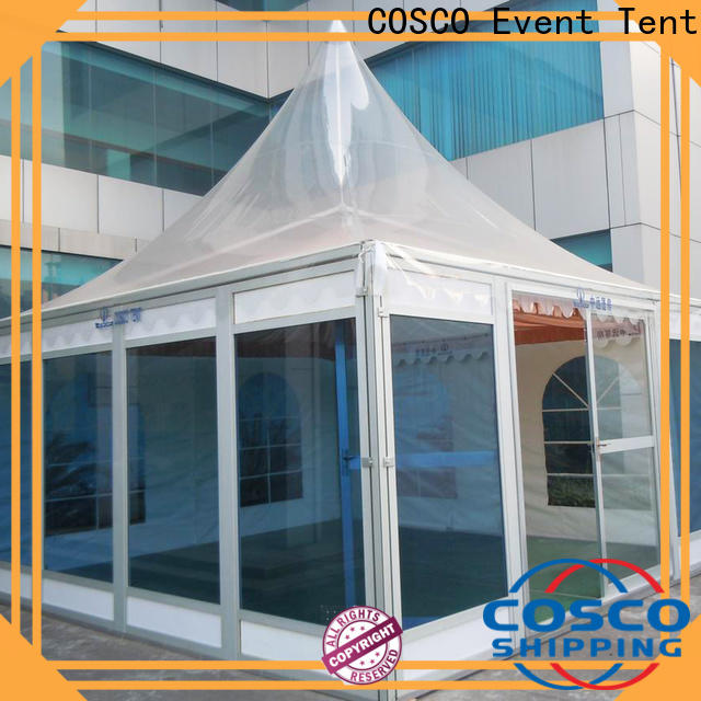 COSCO party 8x8 gazebo widely-use rain-proof