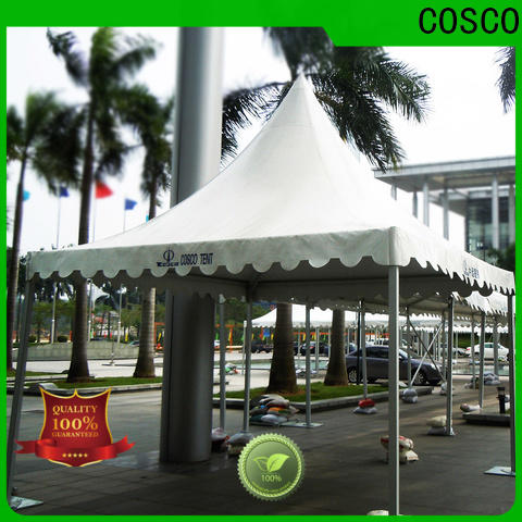 COSCO event small gazebo long-term-use cold-proof
