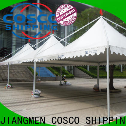 COSCO aluminum outdoor gazebo supply snow-prevention