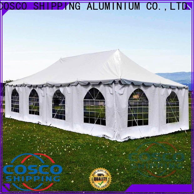 COSCO event gazebo with sides popular for engineering