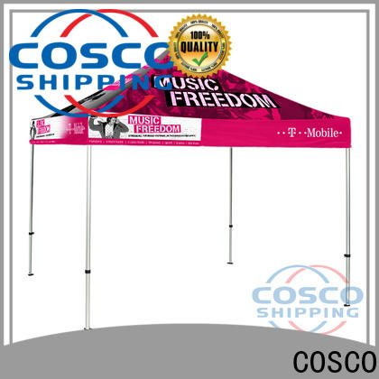 COSCO cosco large gazebo supply for disaster Relief