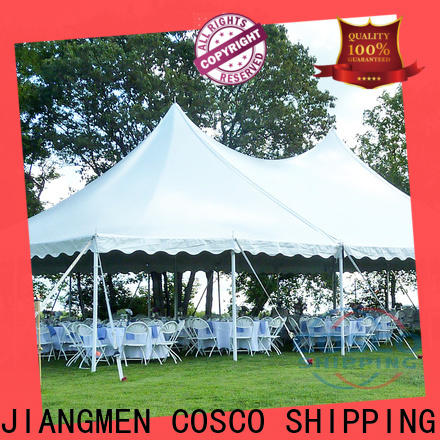 COSCO event grill gazebo certifications cold-proof
