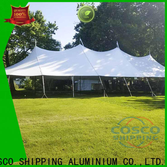 COSCO gazebo pop up gazebo for disaster Relief