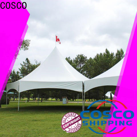 COSCO awesome family tents marketing cold-proof