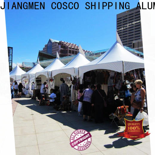 COSCO supernacular large tents owner rain-proof