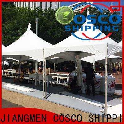 COSCO supernacular a frame tent for wedding