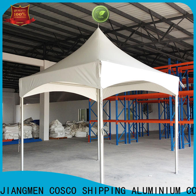 durable party tents for sale peak China dustproof