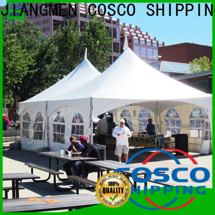COSCO supernacular frame tents for sale experts grassland