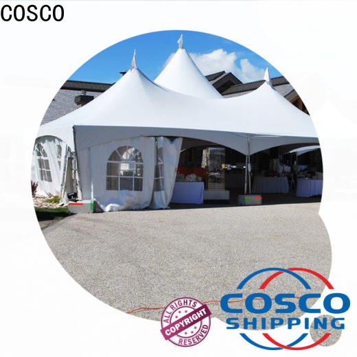 COSCO ft canvas tents effectively anti-mosquito
