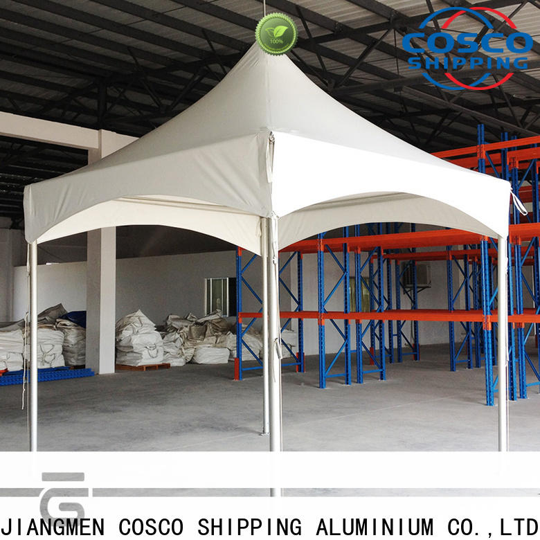 COSCO supernacular tent sale supplier cold-proof