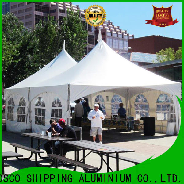 high-quality canvas a frame tent canopy owner for wedding