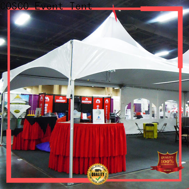 COSCO outdoor canvas wall tent experts cold-proof