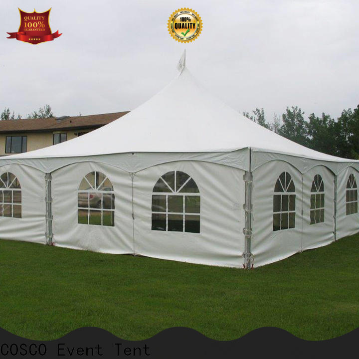 COSCO useful frame tents for sale supplier Sandy land