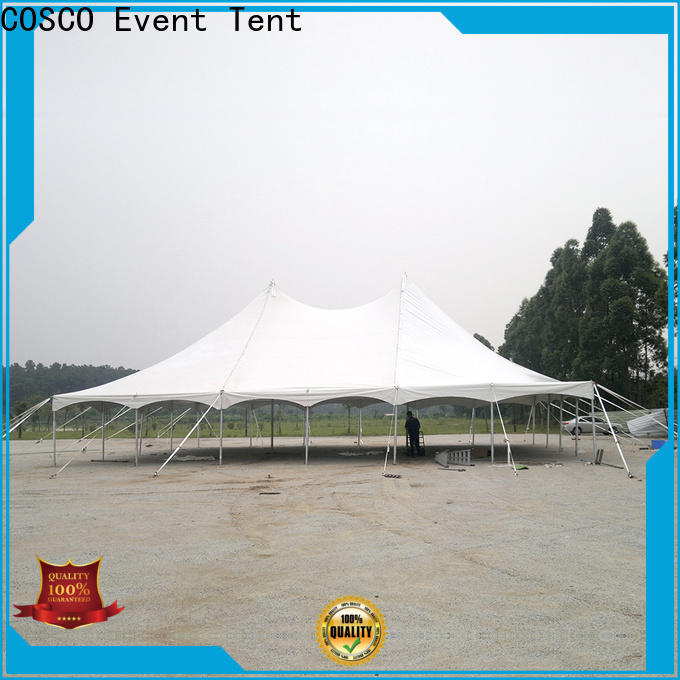 COSCO first-rate truck tents China for disaster Relief
