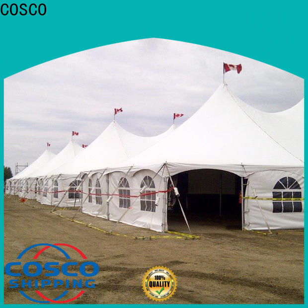 COSCO nice wedding tents for sale widely-use