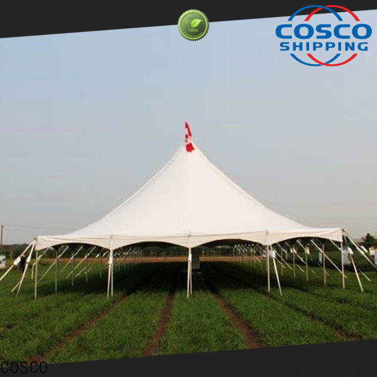 COSCO tent tent poles producer foradvertising
