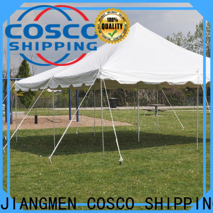 COSCO outdoor air tents in-green