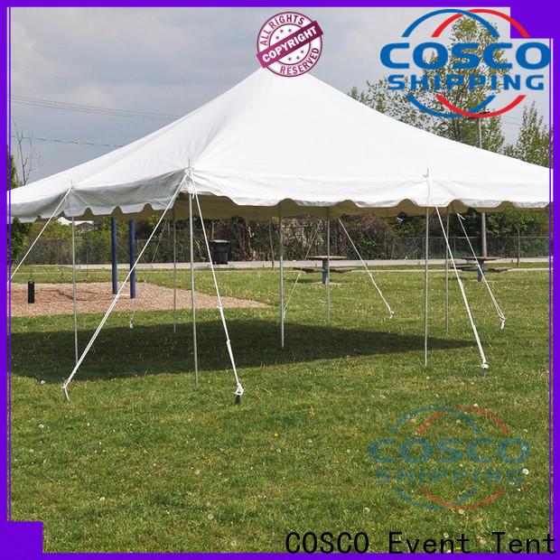 COSCO sale wedding tents for sale vendor rain-proof