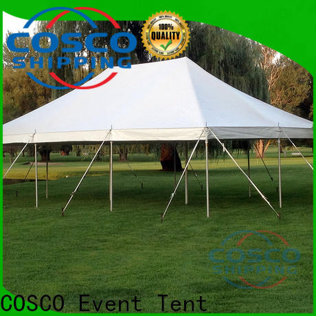 COSCO good-package cabin tents supplier for holiday