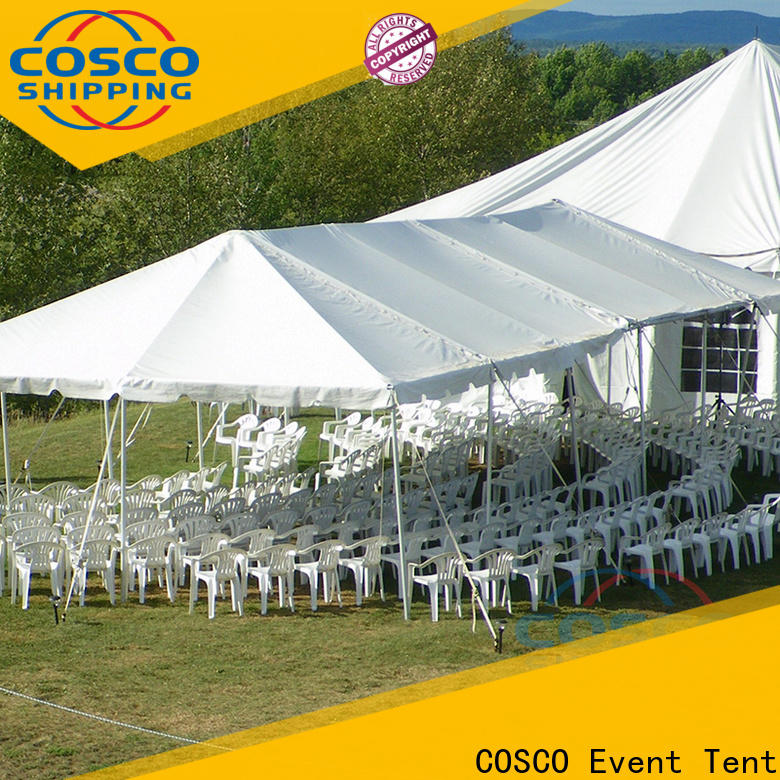 reasonable waterproof tent 40x60ft long-term-use for disaster Relief