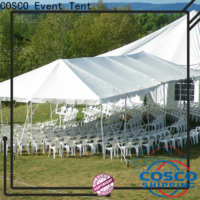 COSCO first-rate tent sale China for camping