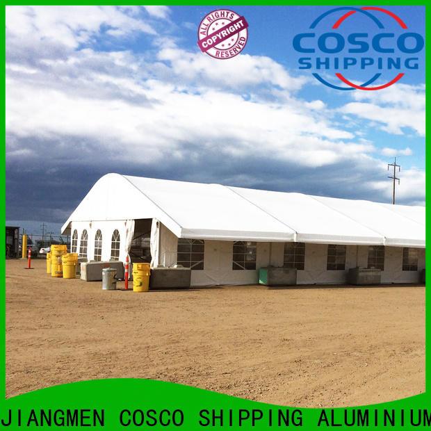 COSCO style aluminum tent for-sale snow-prevention