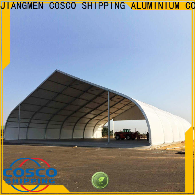 COSCO effective arcum tent in different shape for party