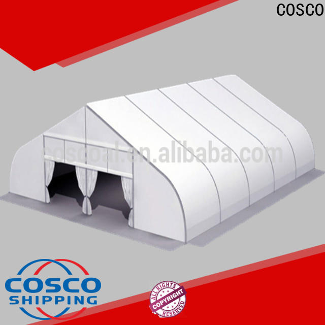 COSCO outdoor aluminum tent manufacturer cold-proof