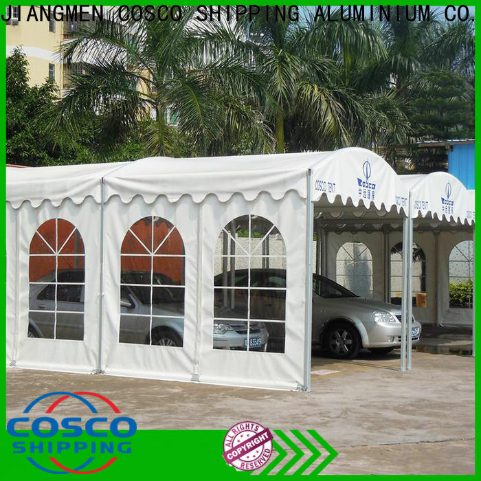COSCO elegant wedding party tent for-sale for wedding