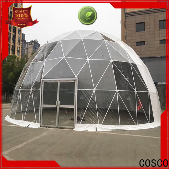 COSCO diamrter event tents for sale 中远 for engineering