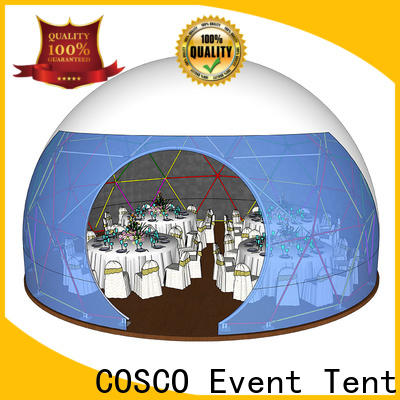 structure dome tents for sale diamrter in-green for engineering