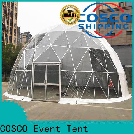 aluminum dome tent tent manufacturer anti-mosquito