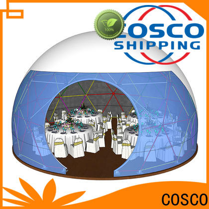 peg and pole geodesic dome tent diamrter widely-use snow-prevention