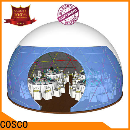 COSCO event tents for sale experts cold-proof