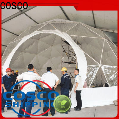 COSCO arcum geodesic dome tents widely-use snow-prevention