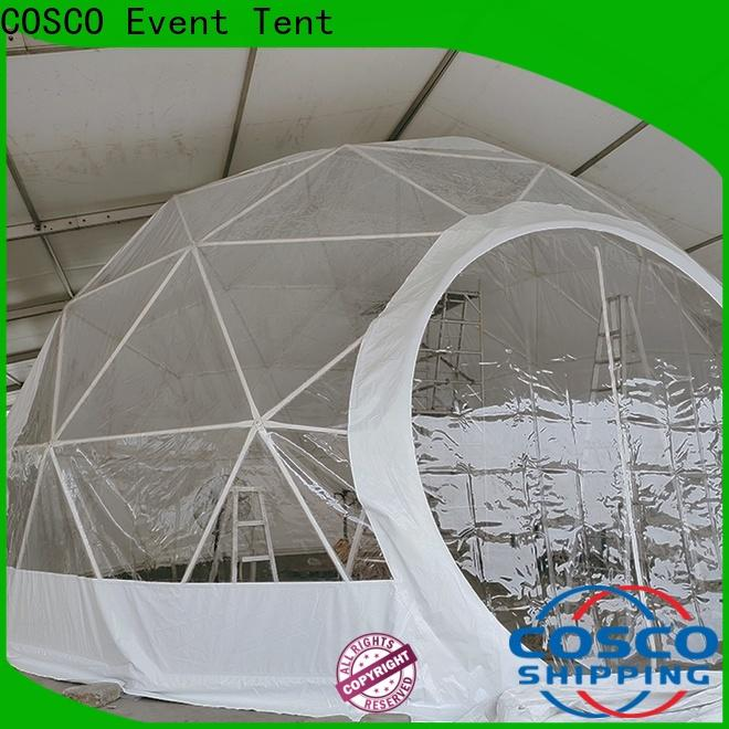 COSCO tent geodesic dome tents long-term-use rain-proof