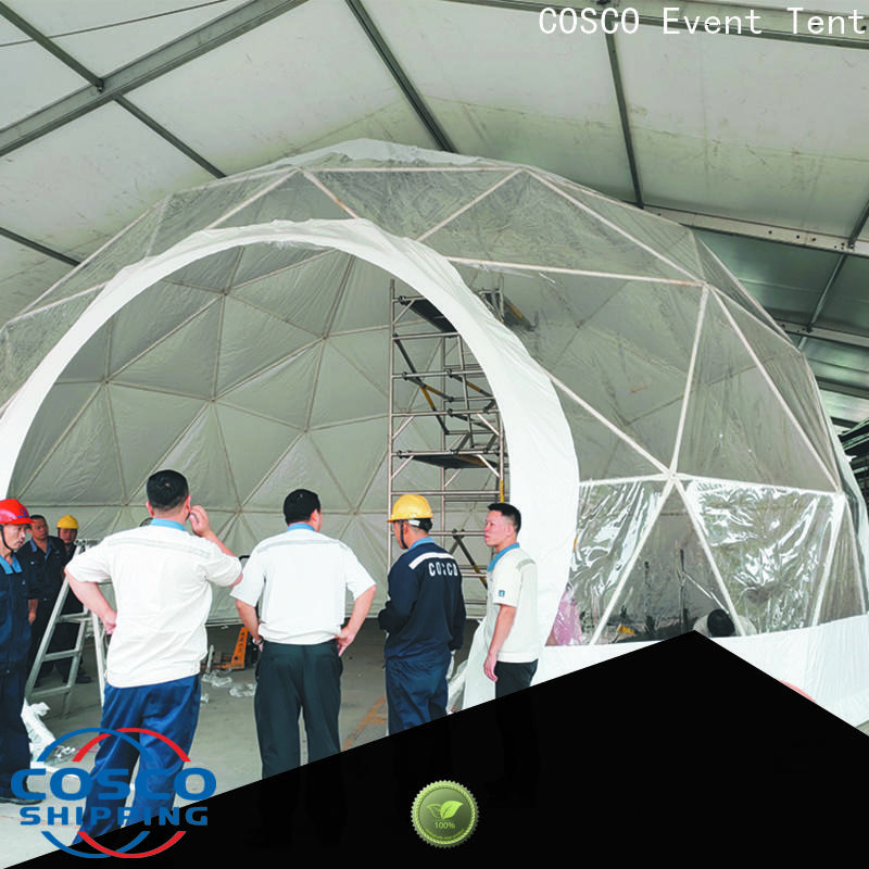 COSCO dome event tents for sale cost for party